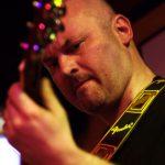Chris Webb - Guitars & Bass - Hargreaves