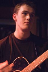 James Healey - Guitars - Formerly of Hargreaves