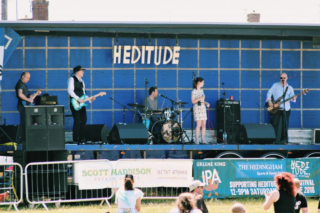 Hargreaves at Heditude 2018