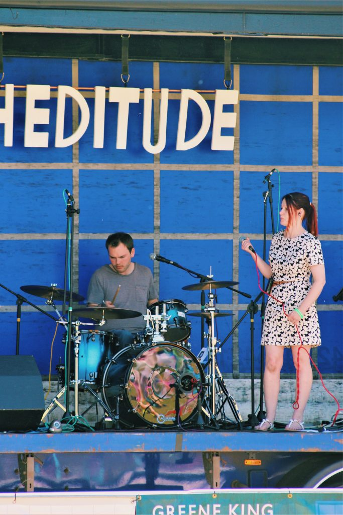 Hargreaves - James and Marie at Heditude 2018